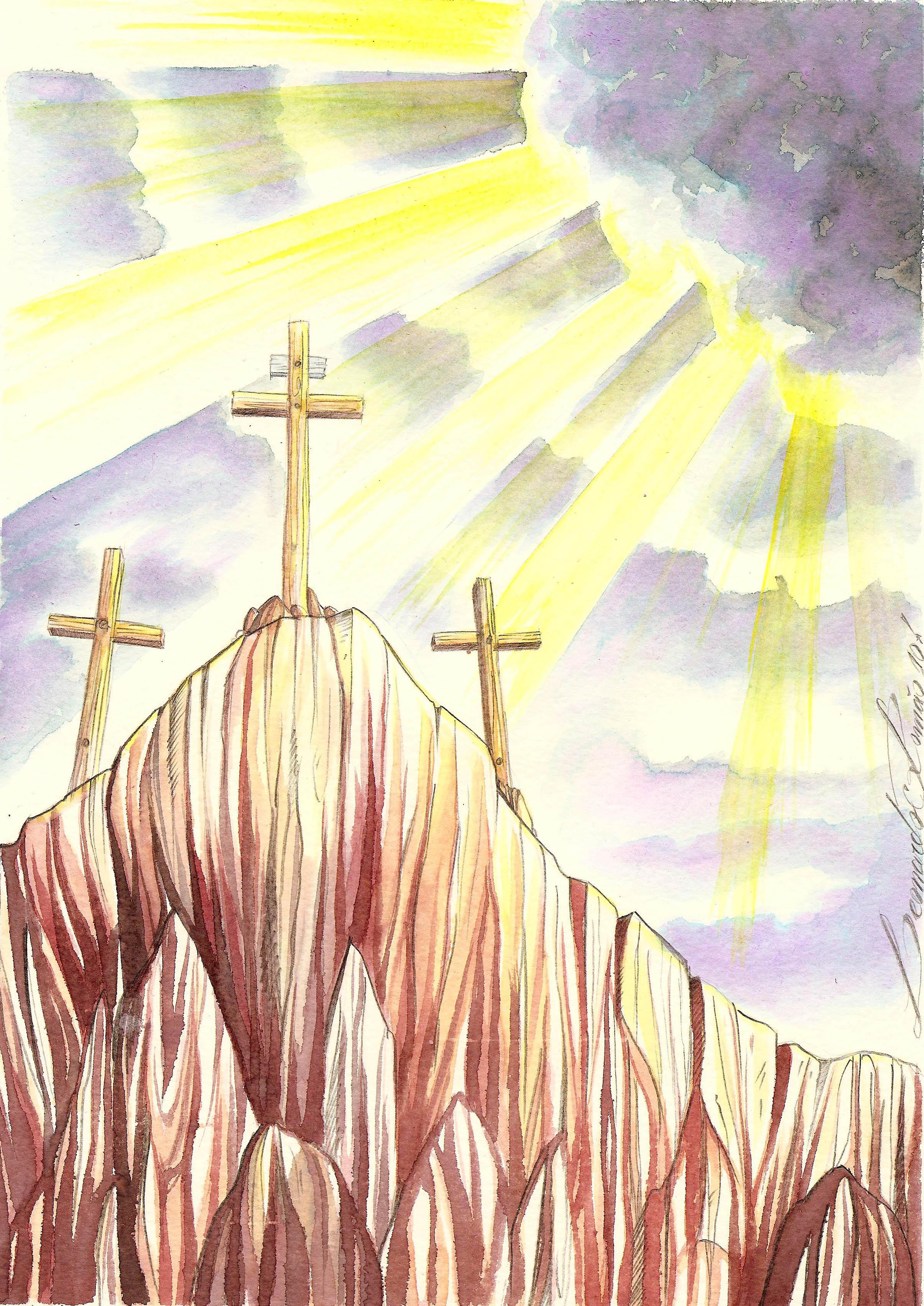 a cruz está vazia guedart
